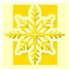 雪の結晶画像